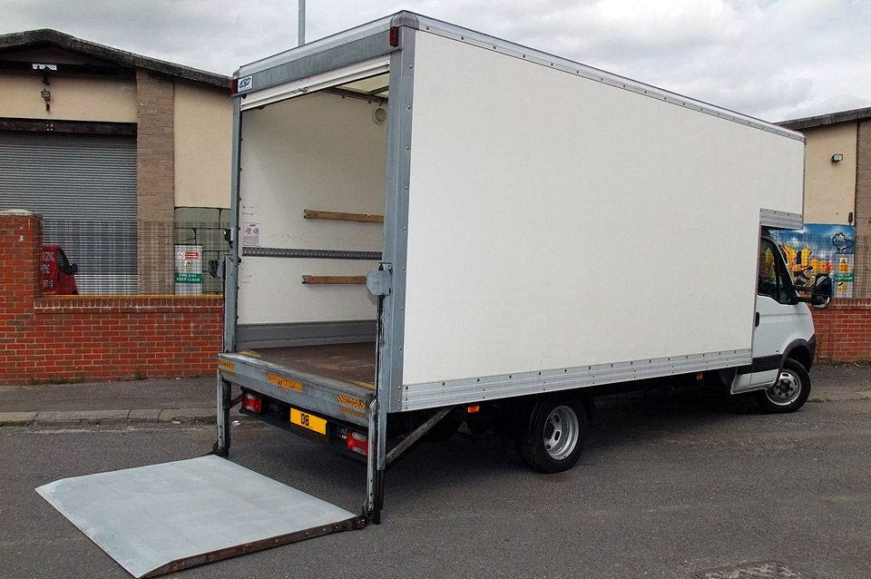 Luton Van for Business Removals