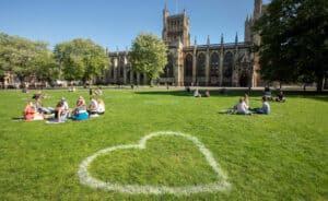 College Green Bristol