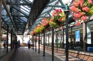 St Mary Centre shops