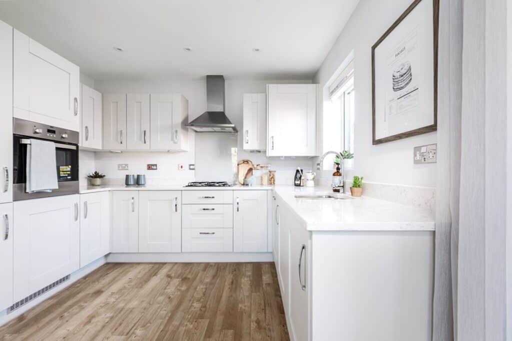 Bellway Homes Kitchen