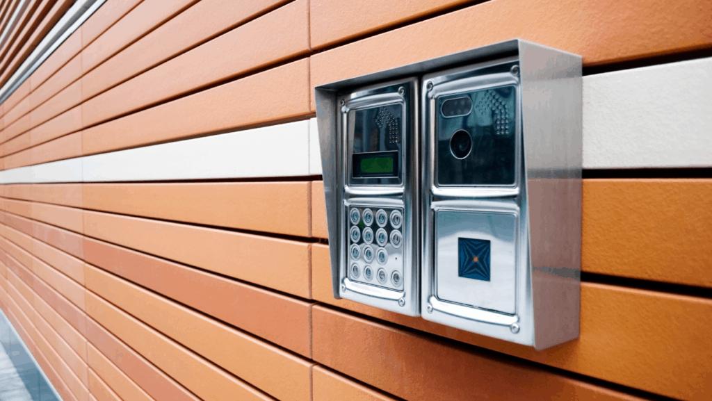 self-storage intercom system