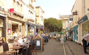 clifton shops